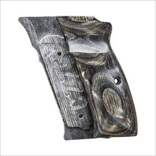 Cz75 アルタモント木製グリップ(ブラック)
