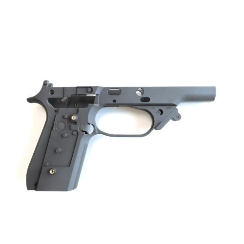 M93R-MG No.132|フレーム(1stブラックHW)