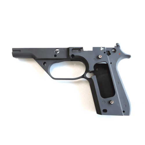 M93R-MG No.141|オート9 フレーム(ブラックHW)