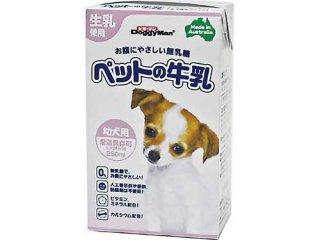ペットの牛乳 幼犬用 / ドギーマン