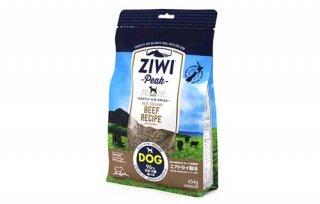 ジウィピーク / ziwipeak / エアドライ・ドッグフード NZグラスフェッドビーフ