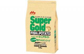 スーパーゴールド / フィッシュ&ポテト シニアライト