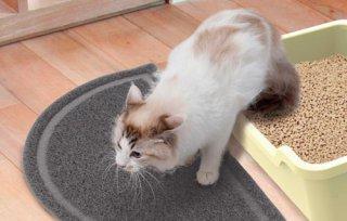 猫トイレマット/necoco