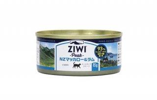 ジウィピーク / ziwipeak / キャット缶 NZマッカロー&ラム