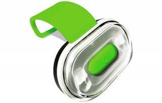 M&M マトリックスLED USB充電用ケーブル付き グリーン
