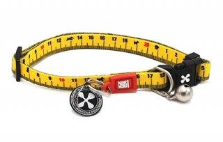M&MスマートID付き猫首輪 オリジナルギアXS ルーラー