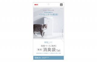 デオケア (DEOCARE) / 消臭ペール 猫用消臭袋Tall