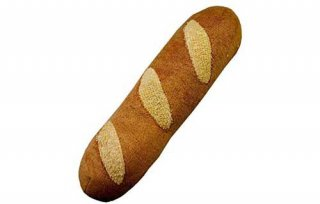 わんわんベーカリー フランスパン
