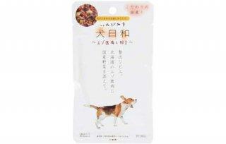 エゾ鹿肉と野菜/犬日和レトルト