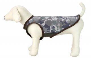 アクティブワン ドッグカモ/涼しくて安心UVカット小型犬用