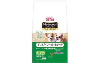 メディコート / ドッグフード / アレルゲンカット 魚&えんどう豆蛋白 7歳から 高齢犬用