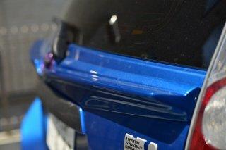 未塗装 NHP10 アクア G's GR   リア テール ゲート スポイラー ワイパーあり  日本製 image