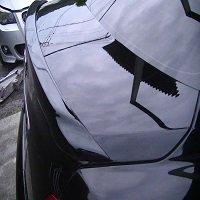 未塗装 GRX120 マークX リアウィング トランクスポイラー  日本製 image