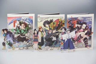 【ufotable限定特典付き】TVアニメ「鬼滅の刃」第一巻~第六巻 Blu-rayセット(完全生産限定盤)