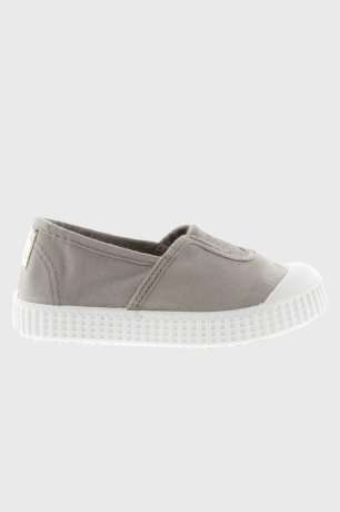 victoria / CANVAS LOAFERS 366133 / GRIS