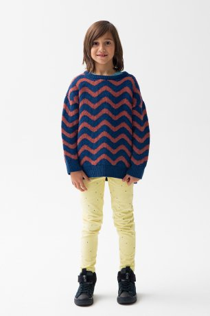 THE CAMPAMENTO / WAVES SWEATER / TC-AW20-28