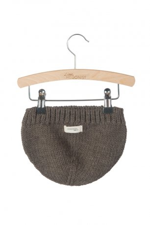 little HEDONIST / Knitted Beanie Maxim / Brown