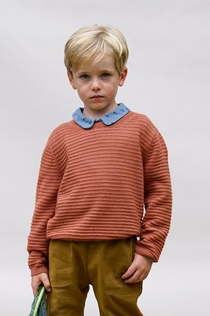 Omibia / BLISS Jumpers / Clay / AW20TR30