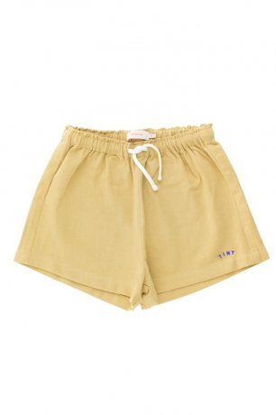 tinycottons / SS21-234 / SOLID SHORT / sand
