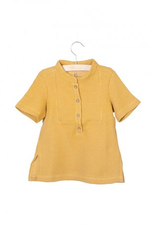 little HEDONIST / Chloe / Top / Amber Gold