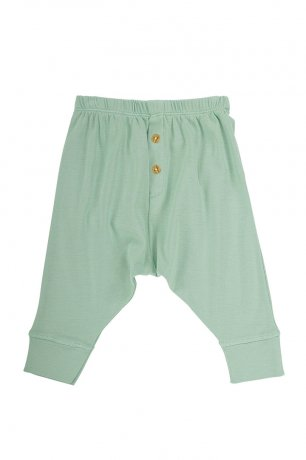 Omibia [2nd]/ BILLY Trousers (6m/12m/24m) / Fern Green / SS21C08-F
