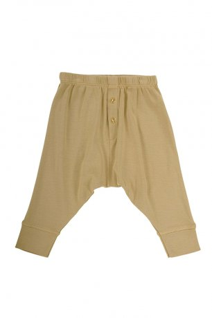 Omibia [2nd]/ BILLY Trousers (6m/12m/24m) / Desert Tan / SS21C08-D