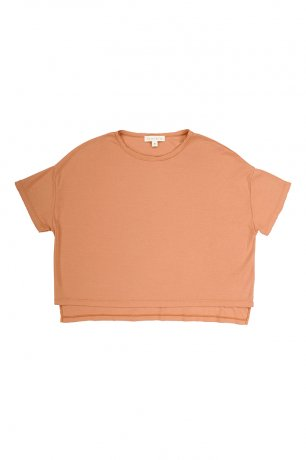 Omibia [1st] / BEE T-Shirt (8y) / Sienna  / SS21C10-S
