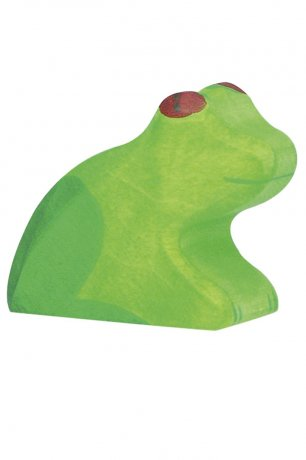 Wooden Toy / Wooden Animal Frog / 80127