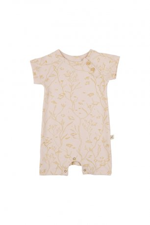 RED CARIBOU [1st] / Jumpsuit / Sea Turtles / Silver Peony / SS21-JS02-42