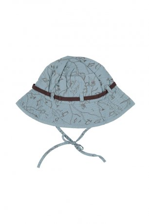 RED CARIBOU [1st] / Fishing Hat / Sea Turtles / Arona / SS21-AC06-29