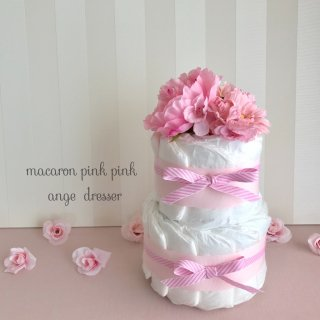 macaron pinkpink