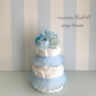 macaron bluefrill