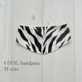 COOL bandana ゼブラMサイズ