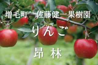 増毛町 りんご 昂林