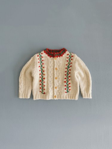 <img class='new_mark_img1' src='https://img.shop-pro.jp/img/new/icons14.gif' style='border:none;display:inline;margin:0px;padding:0px;width:auto;' />515.retro knit cardigan