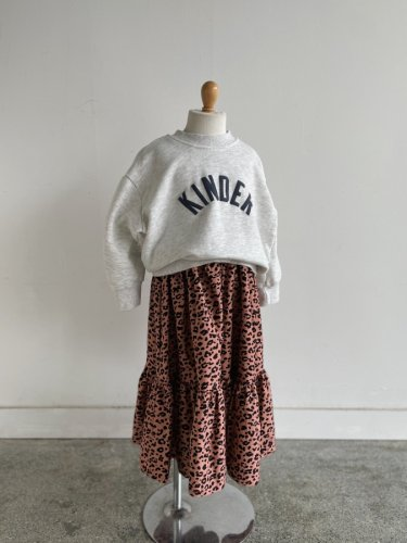 <img class='new_mark_img1' src='https://img.shop-pro.jp/img/new/icons14.gif' style='border:none;display:inline;margin:0px;padding:0px;width:auto;' />524.leopard tiered skirt