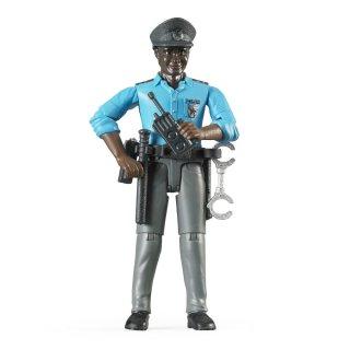 黒人警察官