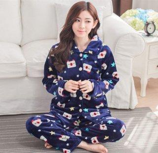 韓国パジャマ❤お家でぬくぬく♪ゆっくりしましょ♪パジャマ