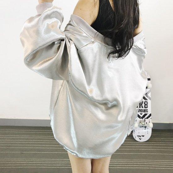 韓国アウター・ジャケットのブルゾン