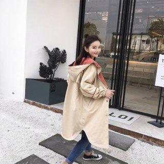 韓国スプリングコート❤可愛い韓国ファッションの春コート!