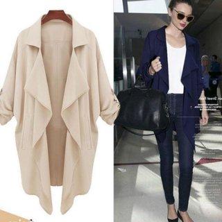 韓国アウター❤スプリングコート 春に最適な薄手のコート