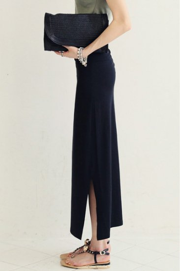 韓国スカートのペンシルスカート