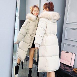 韓国アウター❤ダウンコート とってもふんわり可愛いロングコート