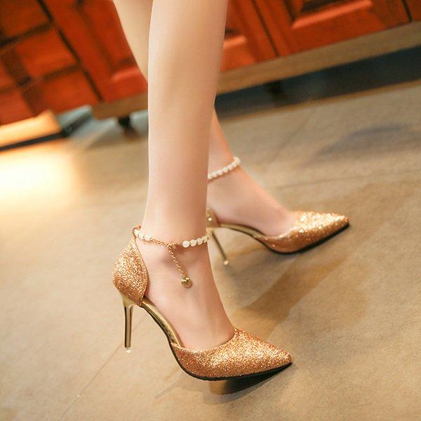 韓国靴・シューズ・サンダルのパンプス