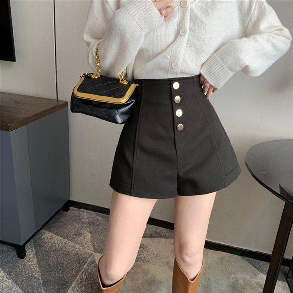韓国パンツのショートパンツ・ハーフパンツ