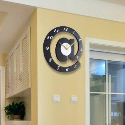 韓国掛け時計❤aモチーフの可愛い壁掛け時計 963861