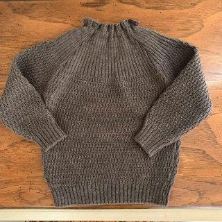 Poudre sweater【Moca,S/L】
