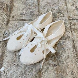 White Bathing Shoes