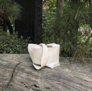 ACROSS BODY CANVAS BAG