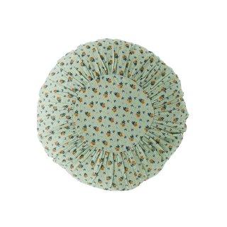 【10月入荷予約】Leinikki round cushion, pistachio